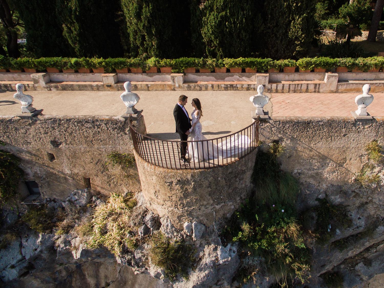 villa-cimbrone-ravello-amalfi-drone-photography