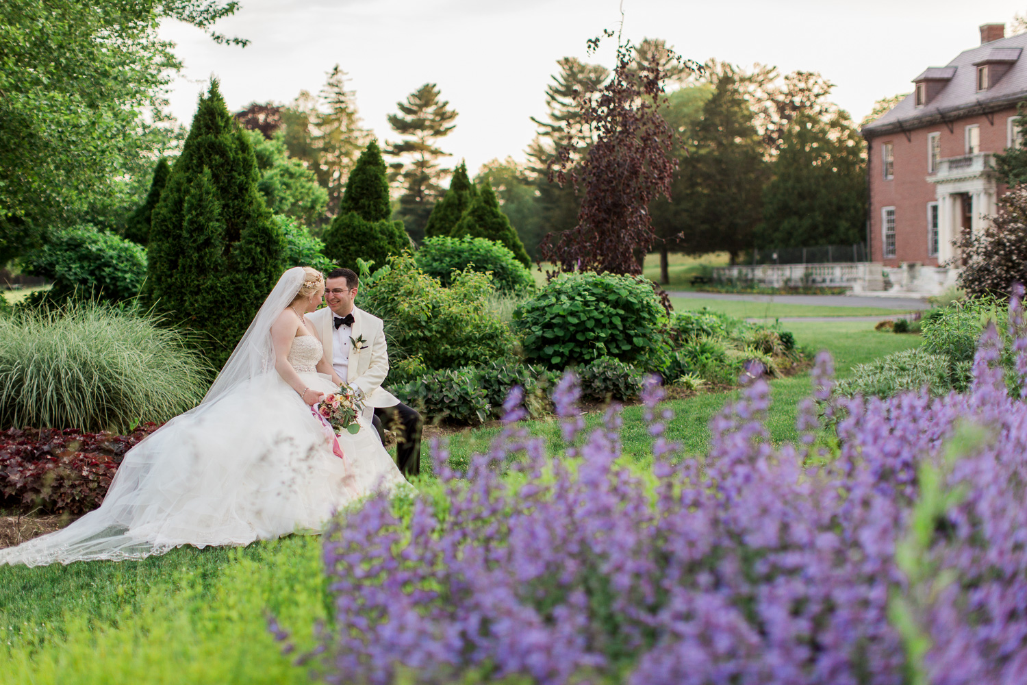 elm bank wellesley wedding photos
