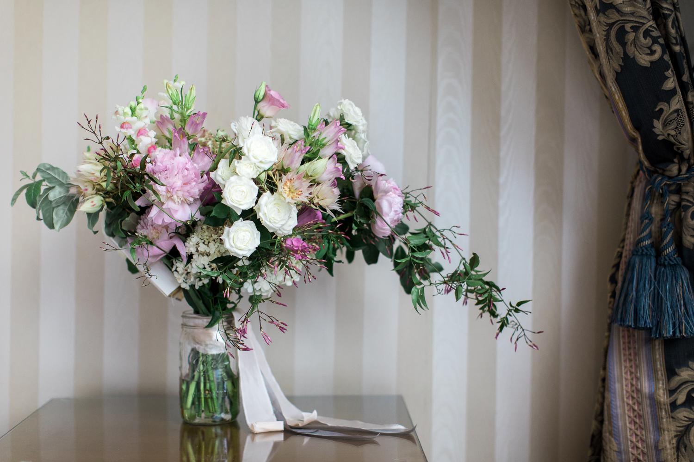 langham hotel bpston wedding photos