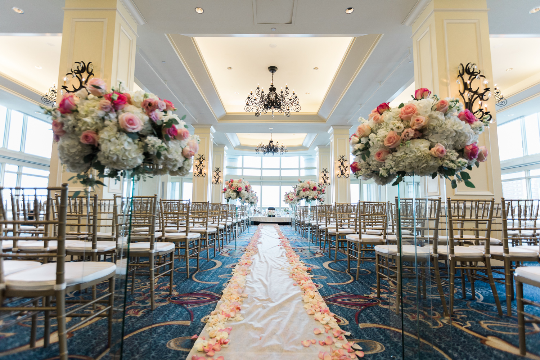Parisa Farid Boston Harbor Hotel Persian Wedding Lovely Valentine