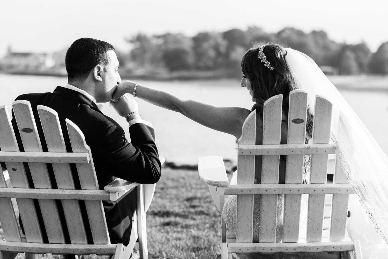 danversport yacht club wedding photos
