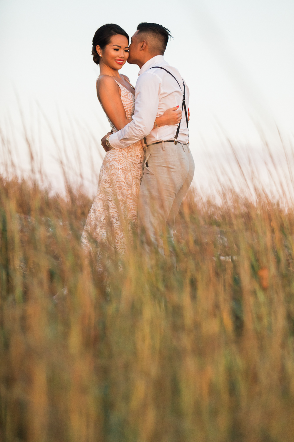 World's End Engagement Session Photos