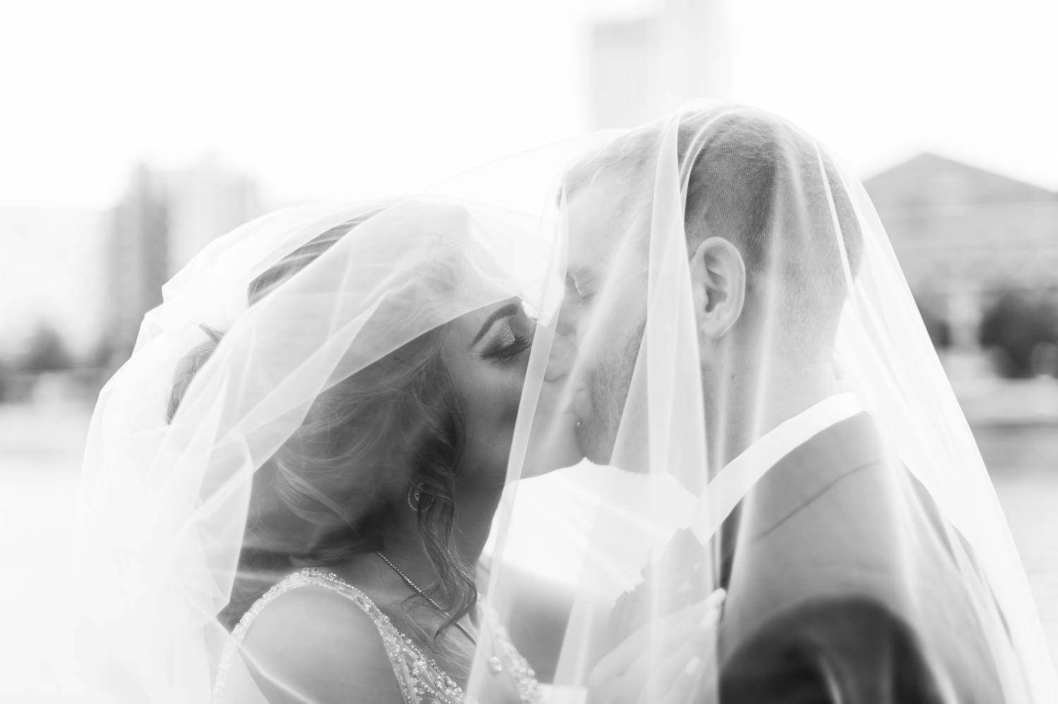 Hyatt Cambridge Wedding Boston Photographer