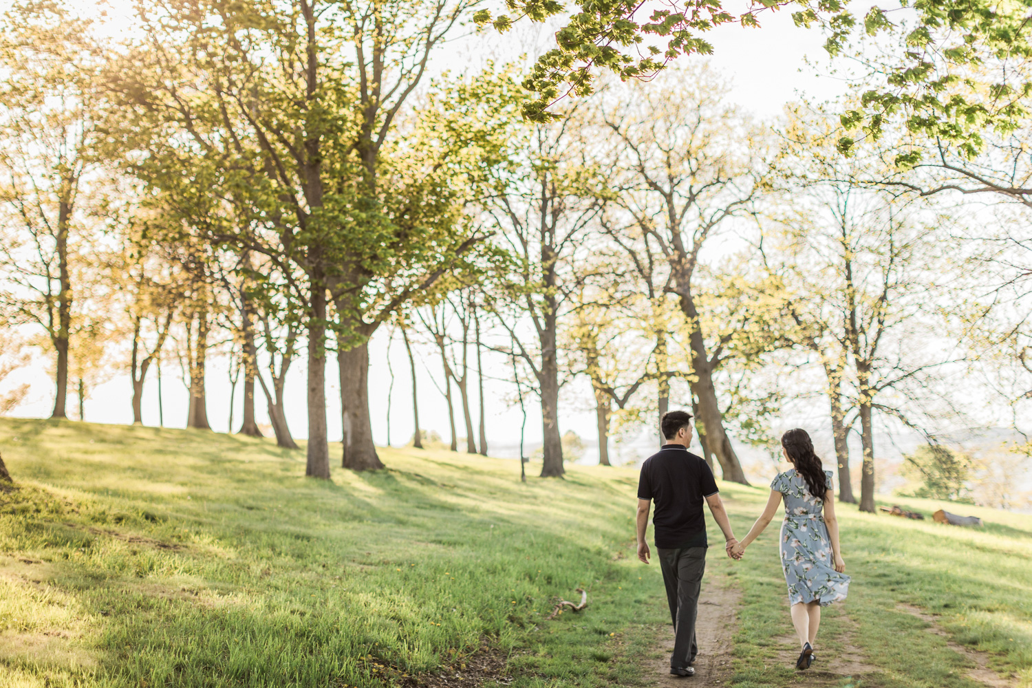 Worlds End Engagement Photos
