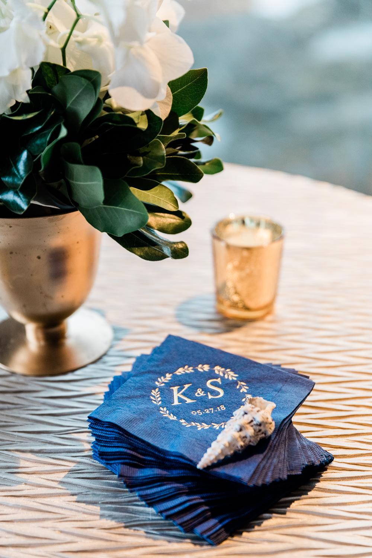 Corinthian Yacht Club Wedding