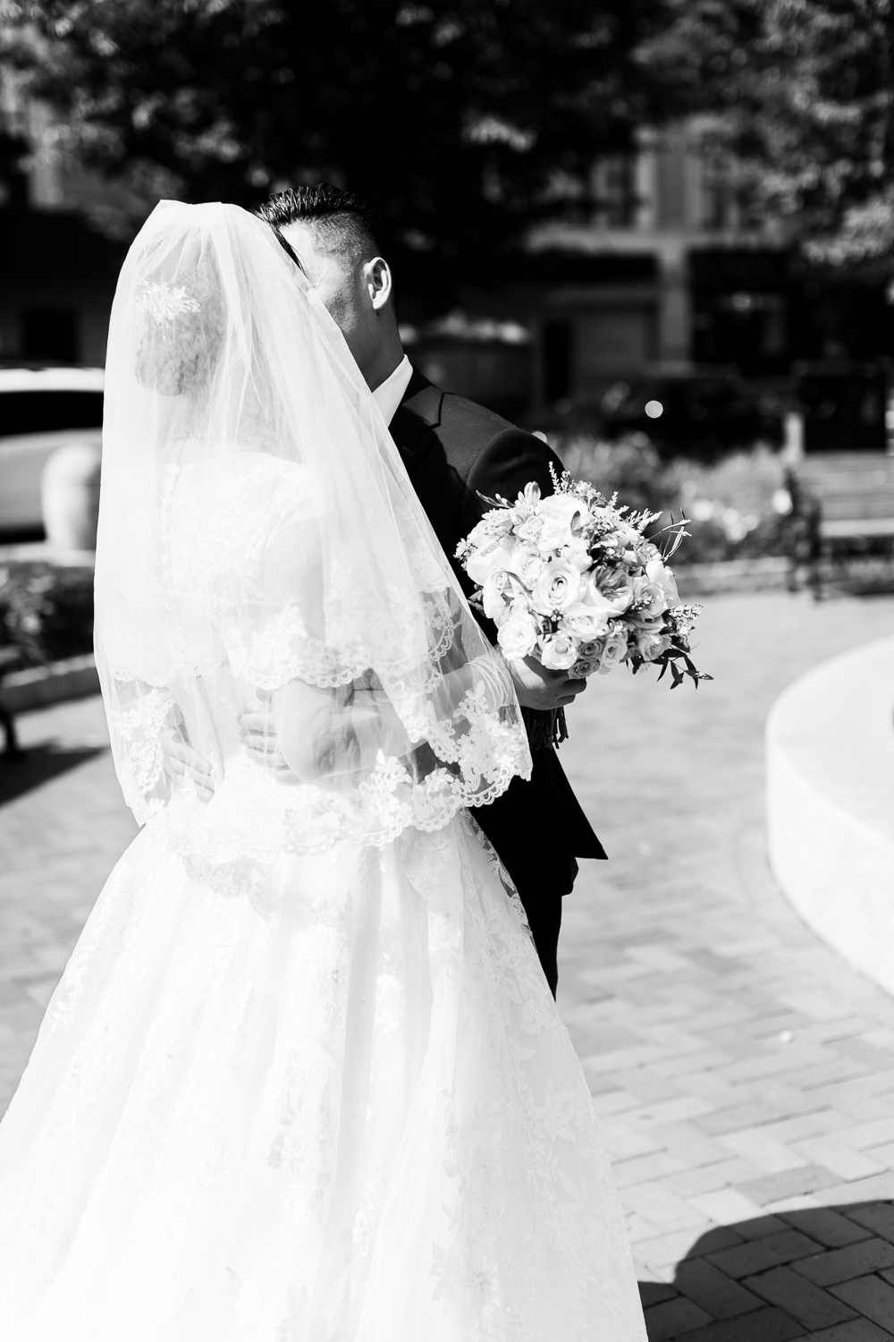 Beacon Hill Boston Wedding