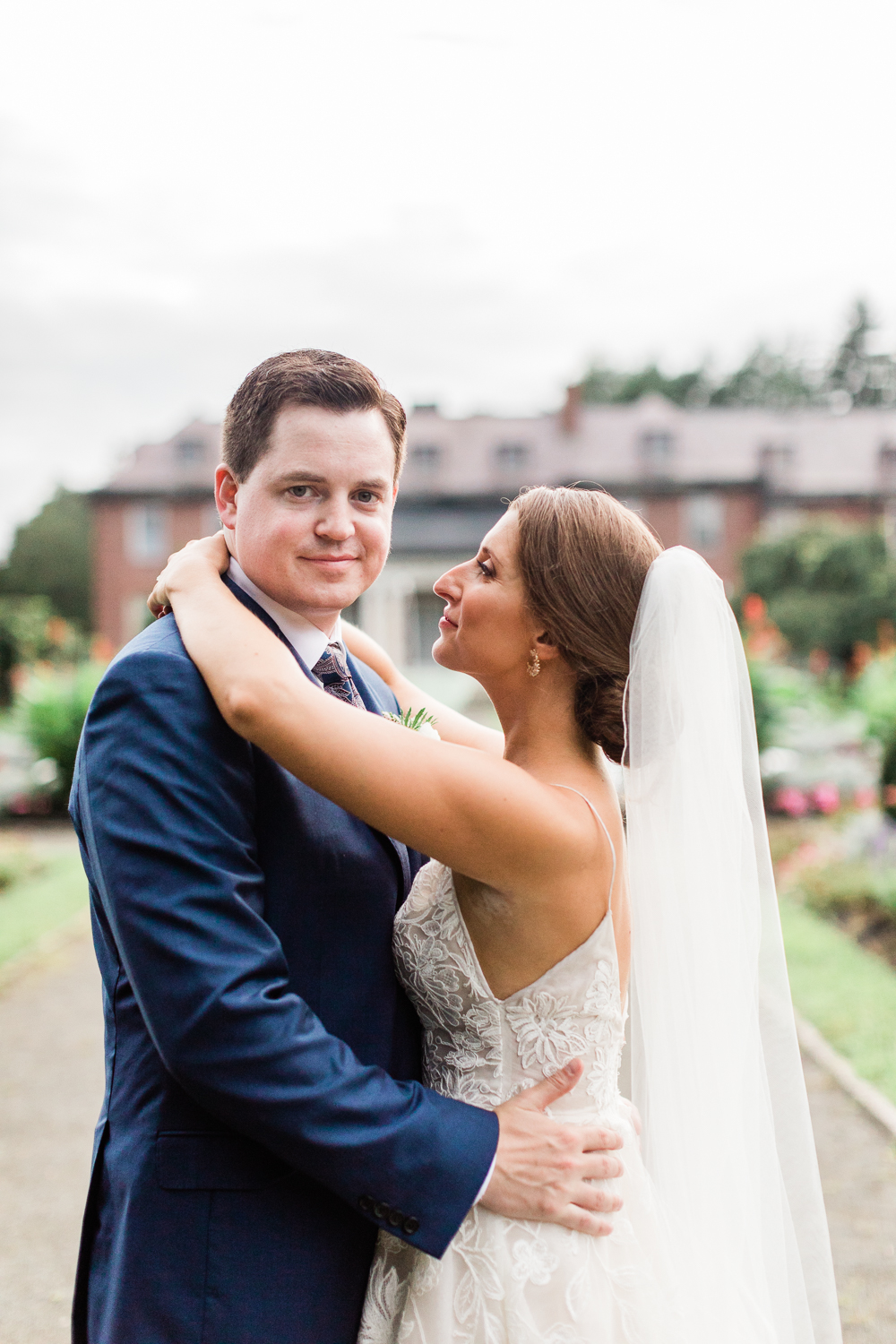 Elm Bank Garden Wedding