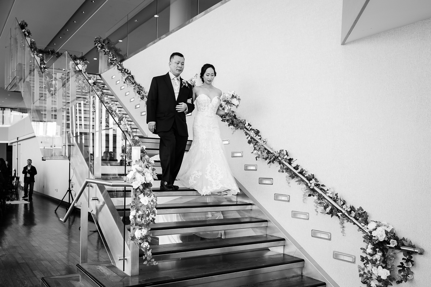 State Room Boston Wedding
