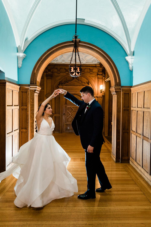 Turner Hill Wedding