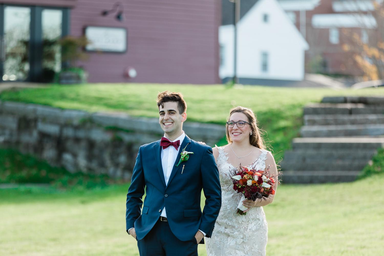 Gibbet Hill Wedding