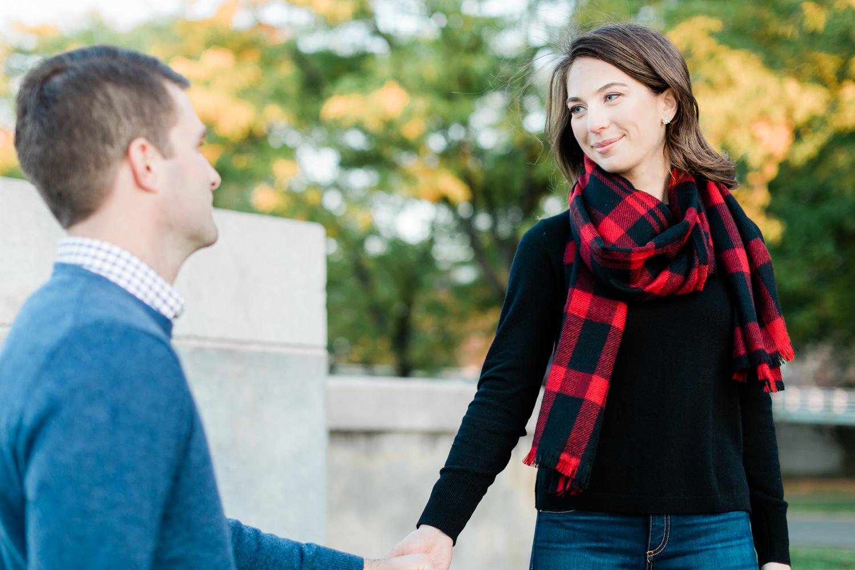 Boston Engagement Session