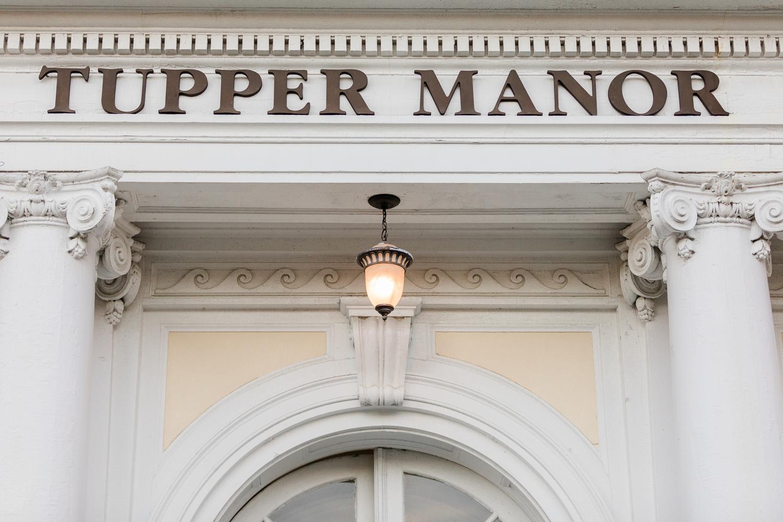 Tupper Manor Wedding