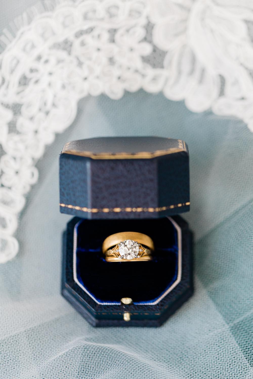 McTeigue & McClelland wedding rings