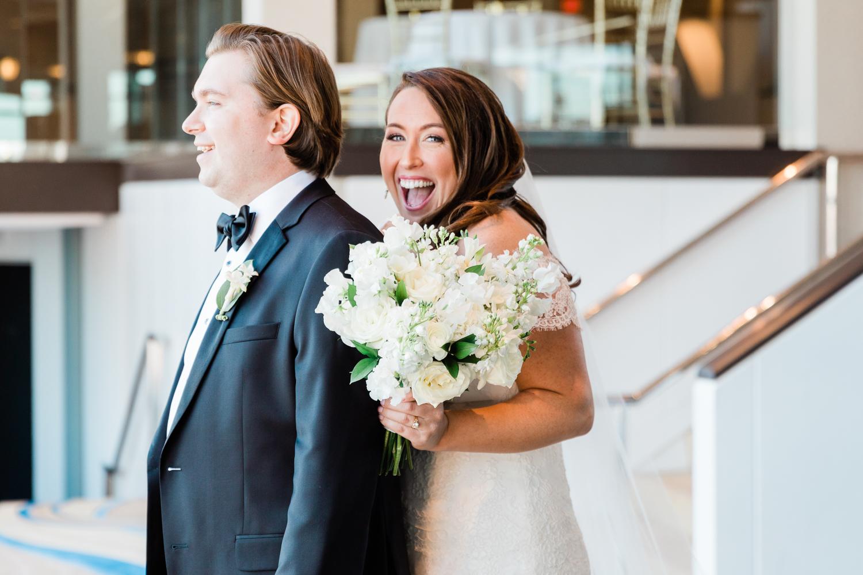 Hyatt Regency Cambridge Wedding Photos