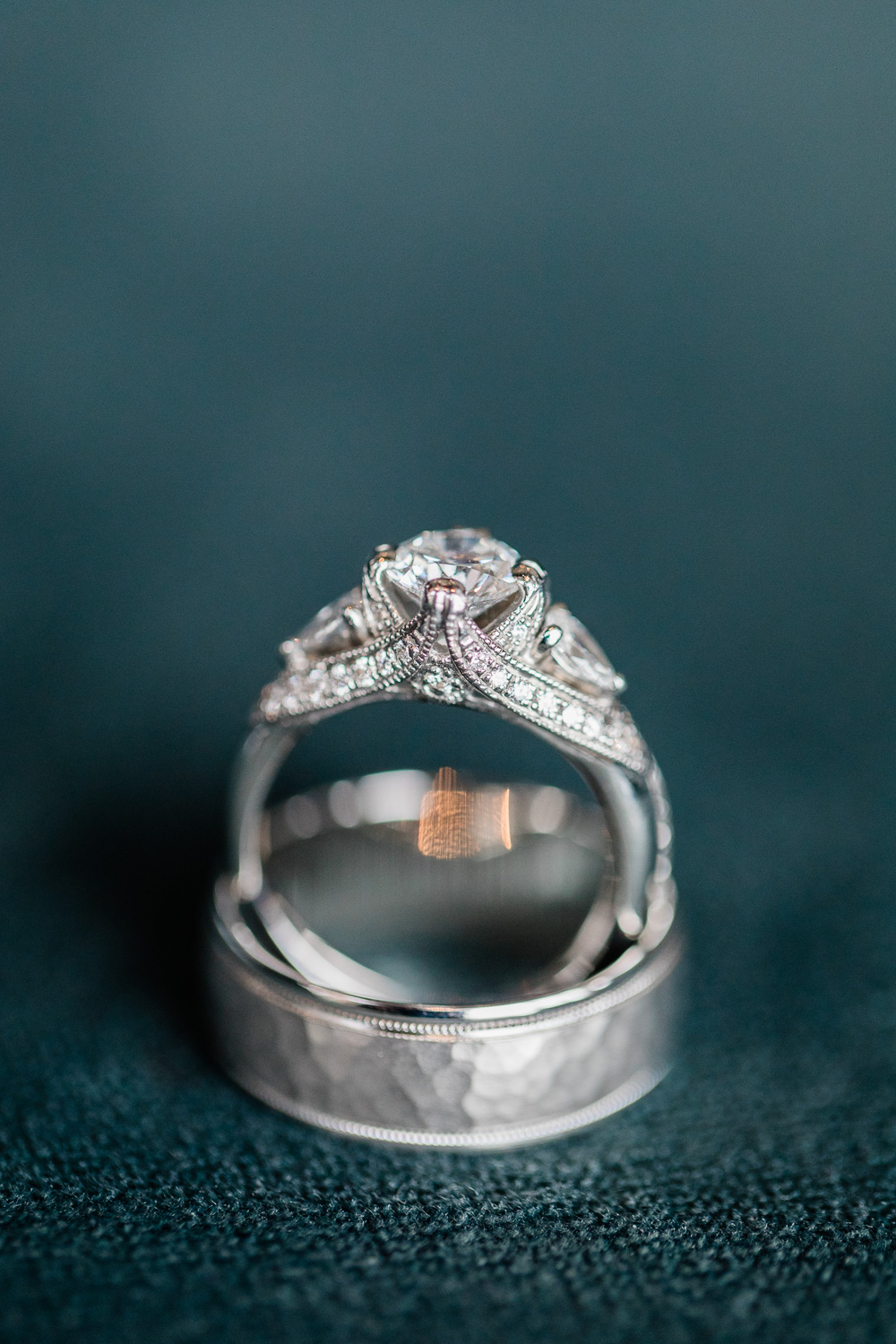 Wedding Rings by Truly Zac Posen