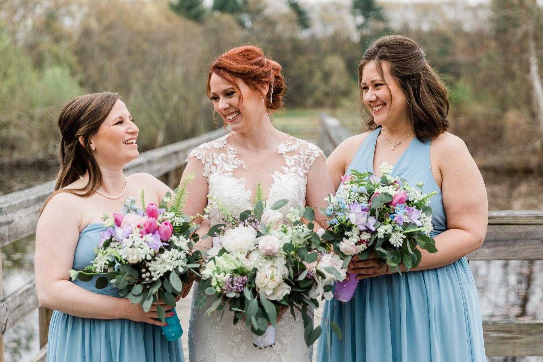 Cranberry Bog Wedding Photos