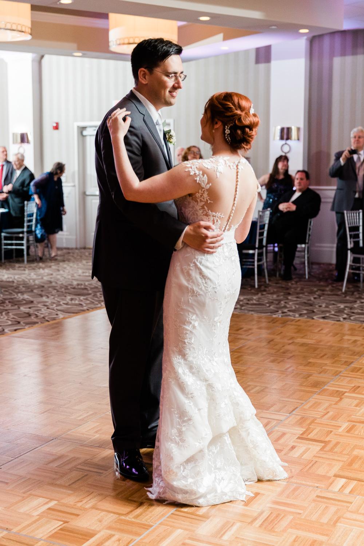 Renaissance Boston Patriot's Place Wedding Reception