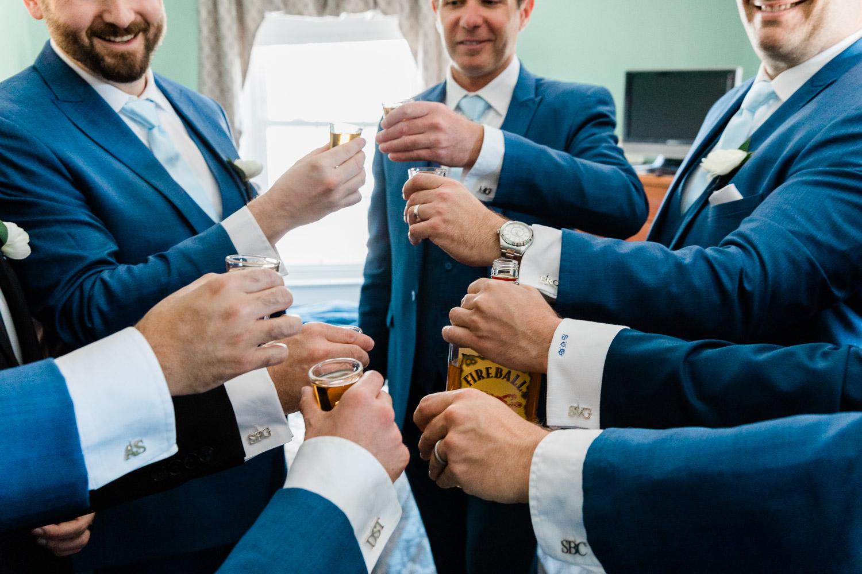 Guys cuff links cheers