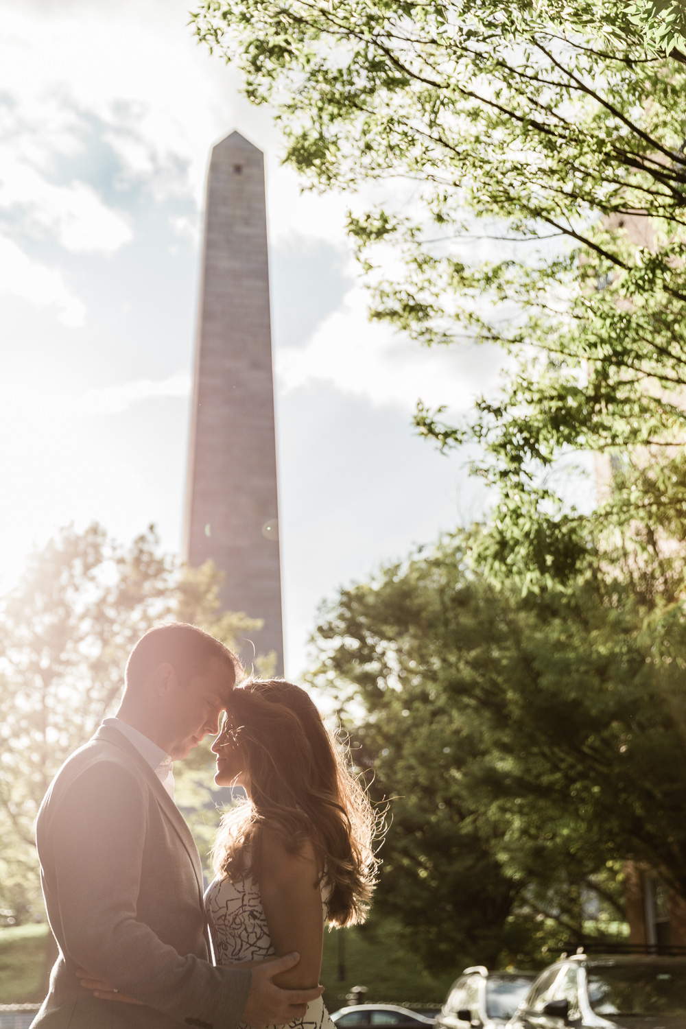 Bunker Hill Engagement Session