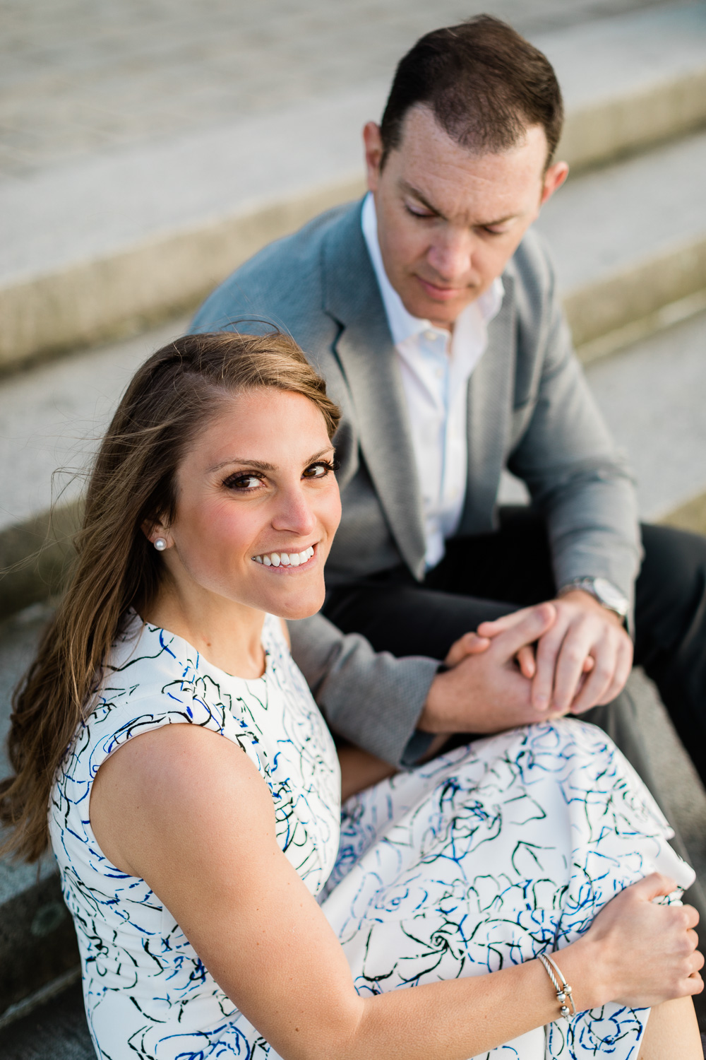 Esplanade Engagement Session