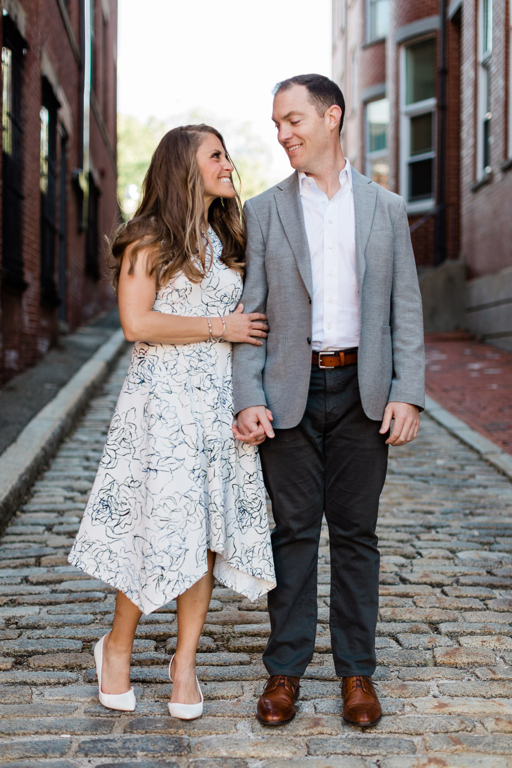 Charlestown Engagement Session
