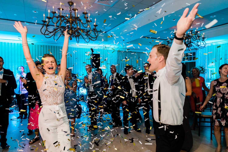 Beauport Wedding Dancing