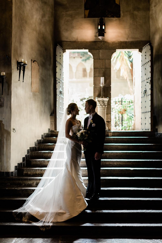 Hammond Castle Wedding