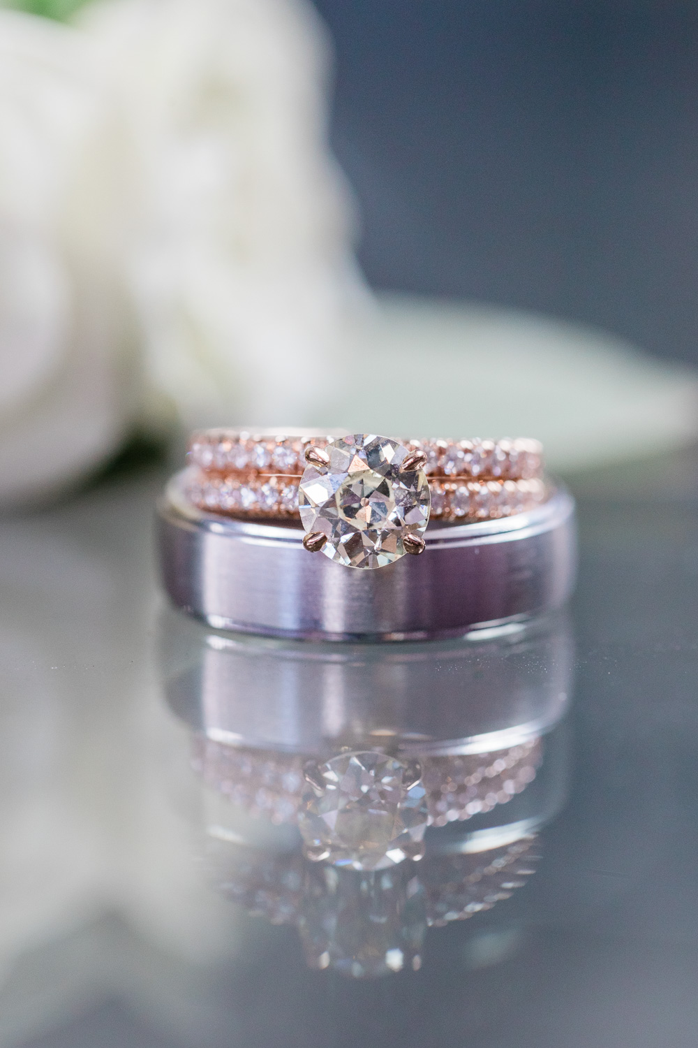 Ascot Jewelers Wedding RIngs