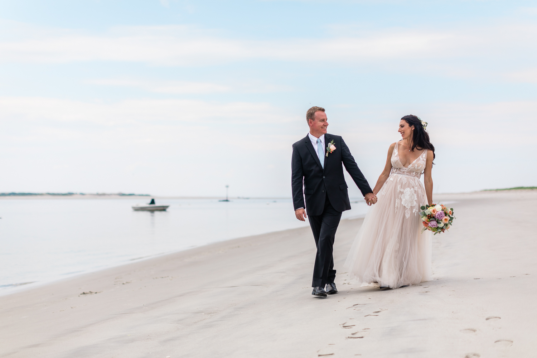 Gloucester Beach Wedding
