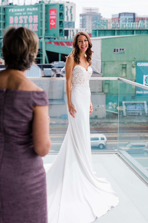Hotel Commonwealth Wedding