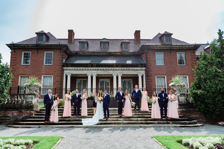 Elm Bank Wedding