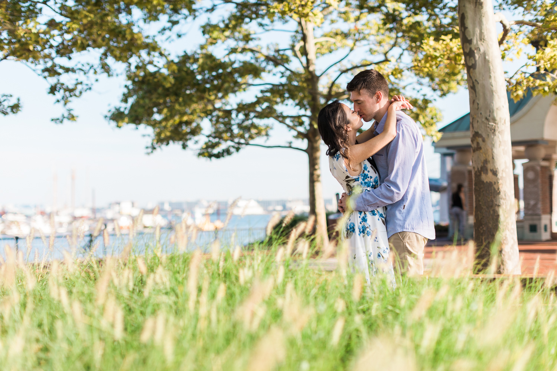 Piers Park Boton Engagement