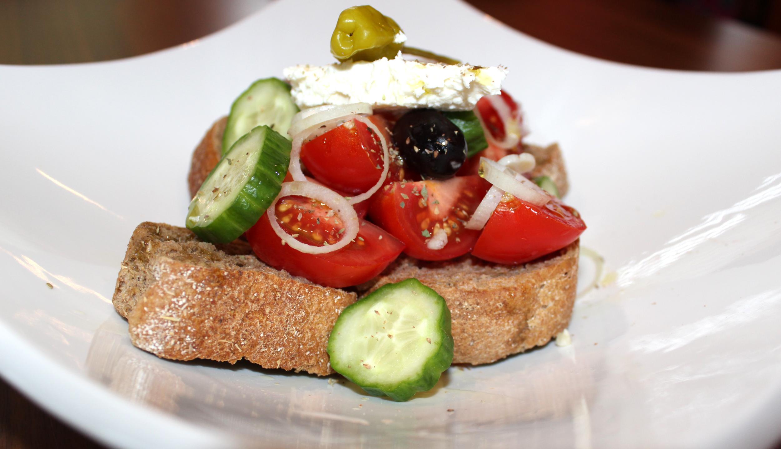 Cretan Salad - Catering Menu