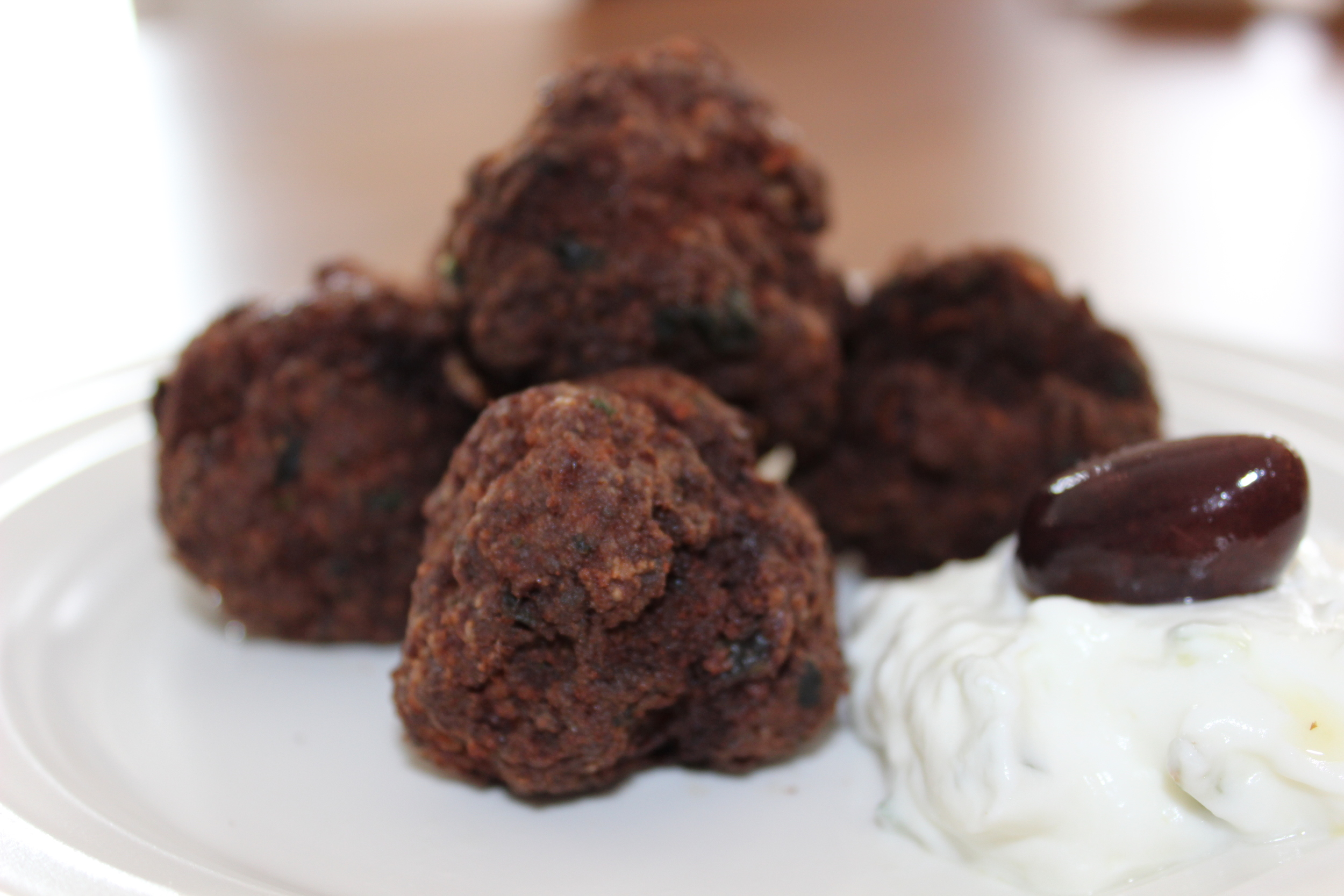 Keftedakia - Catering Menu & Finger Food Menu