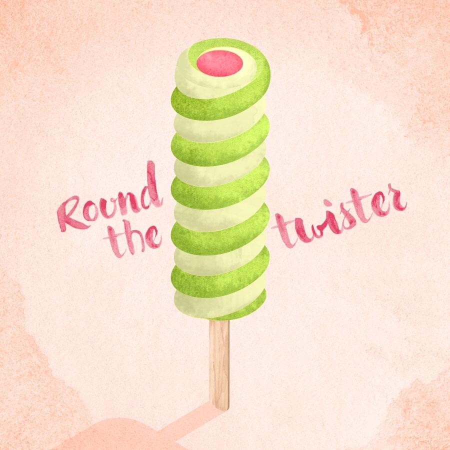 Round the twister