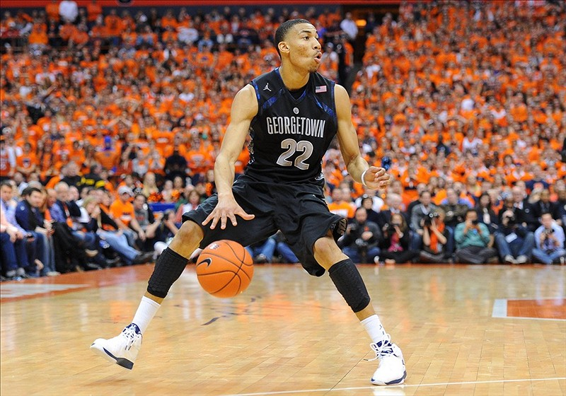 Otto Porter was named Big East Player of the Year and First Team All-American as a Sophomore for Georgetown