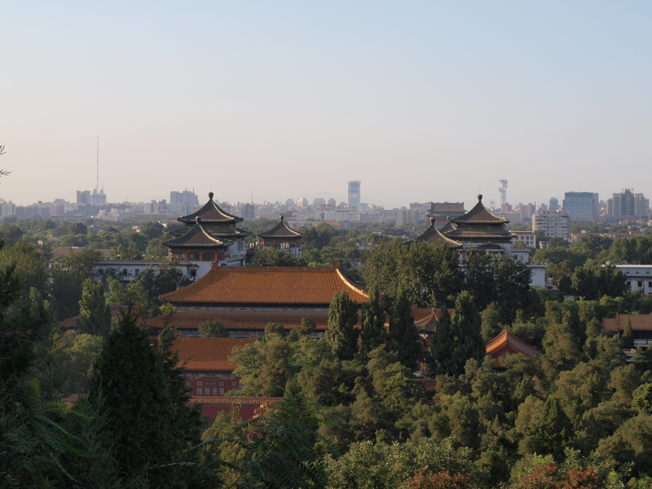 Beijing by Day