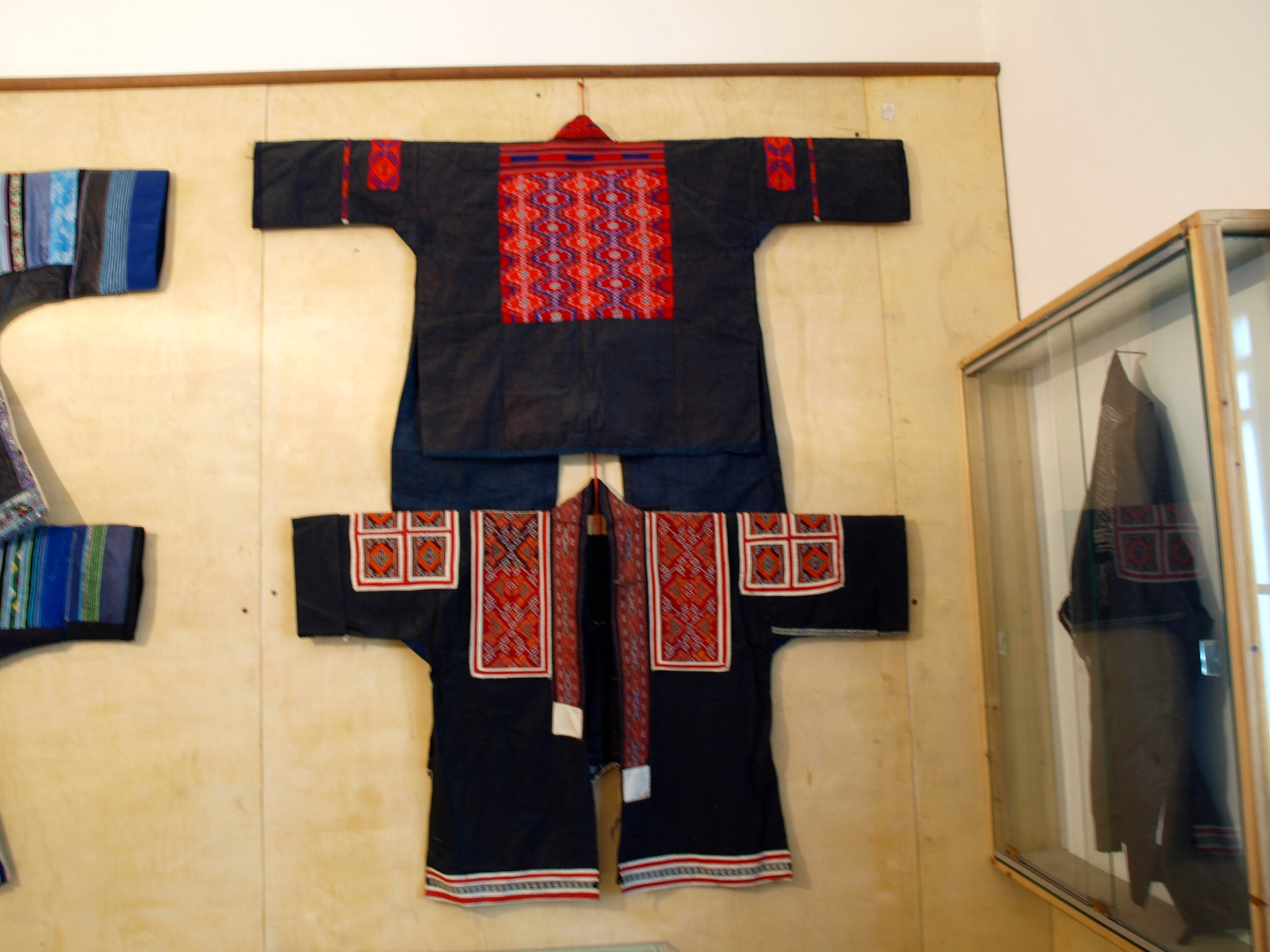 Traditional Miao Dress.