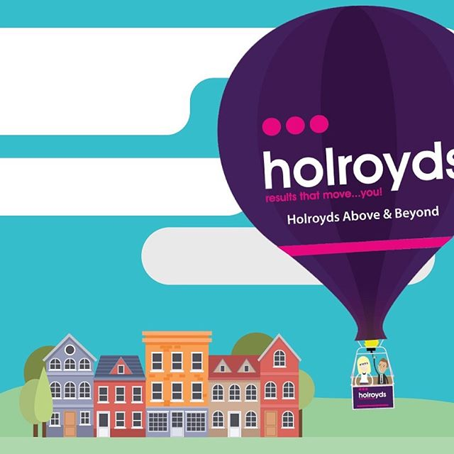 More illustration and print work for Holroyds #design #print #illustration