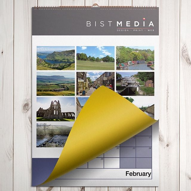 Get your 2019 branded calendars from us and receive 10% off for Black Friday #blackfriday #branding #calendars #calendardesign #design
