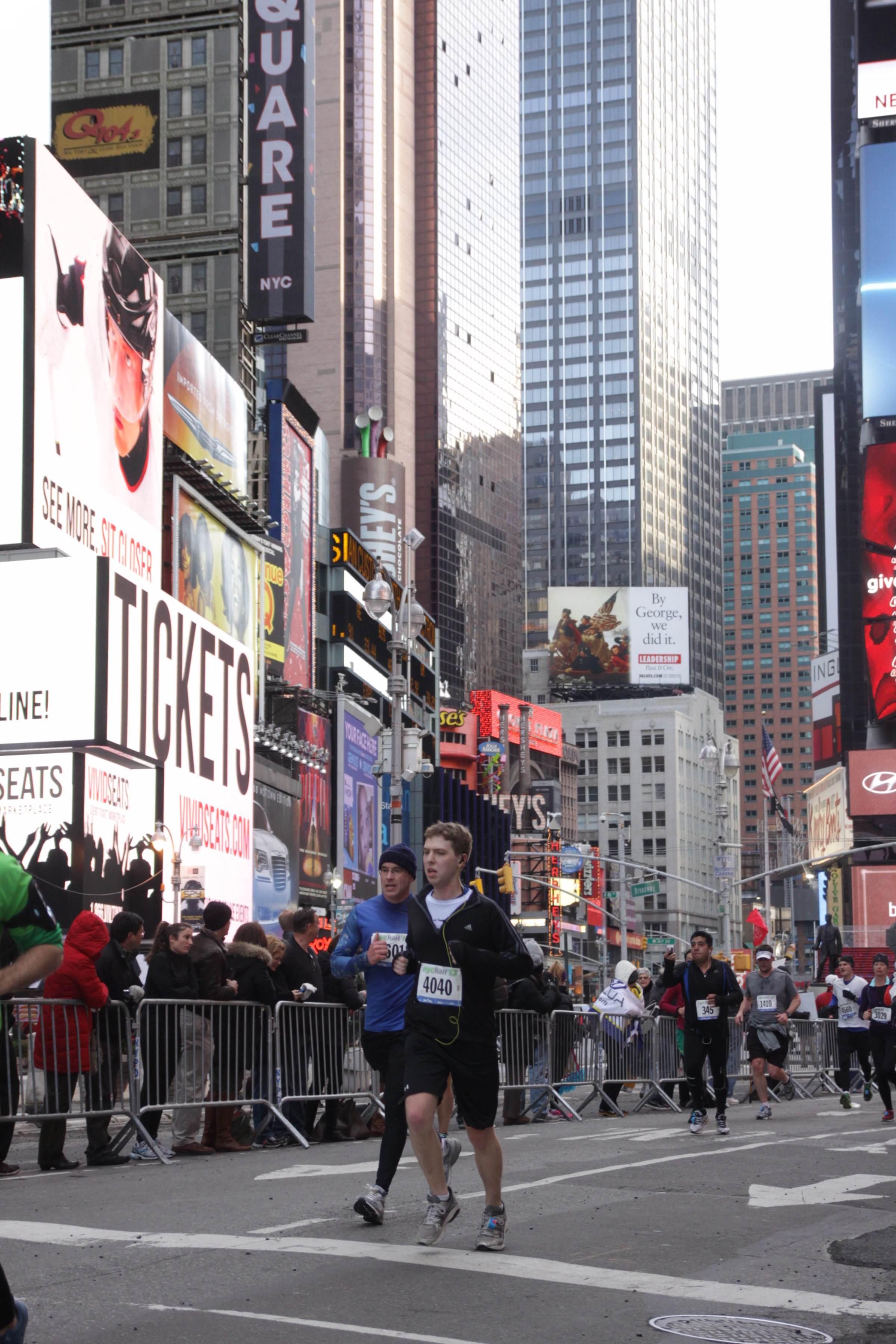Dan Barnes in NYC