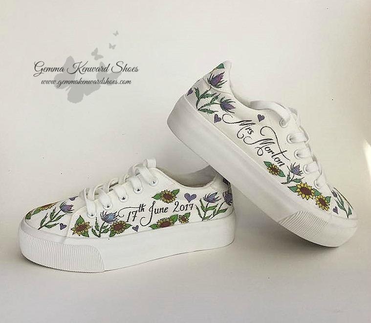 Sunflower wedding Shoes.jpg