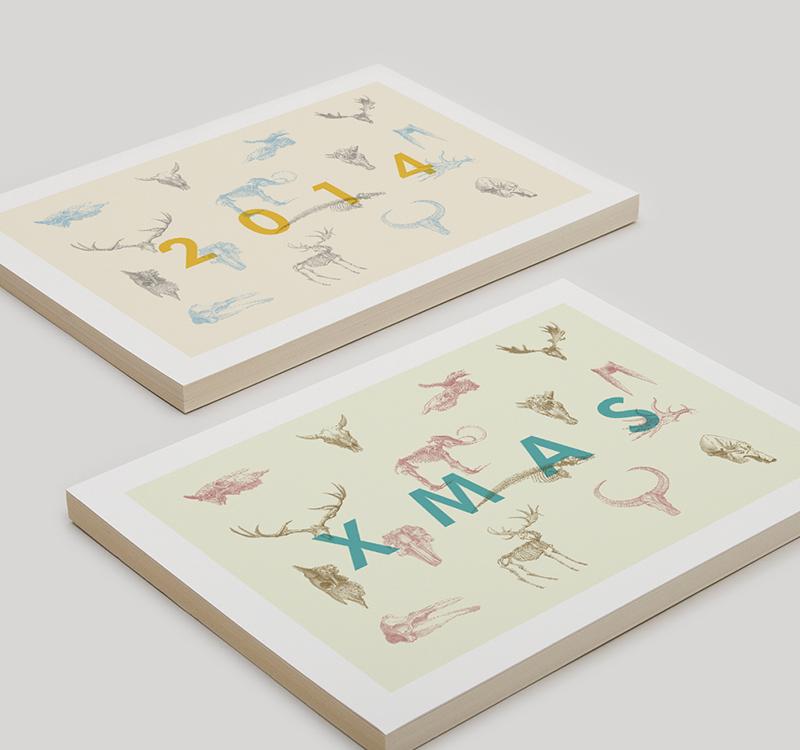 Festive Postcards – 2013