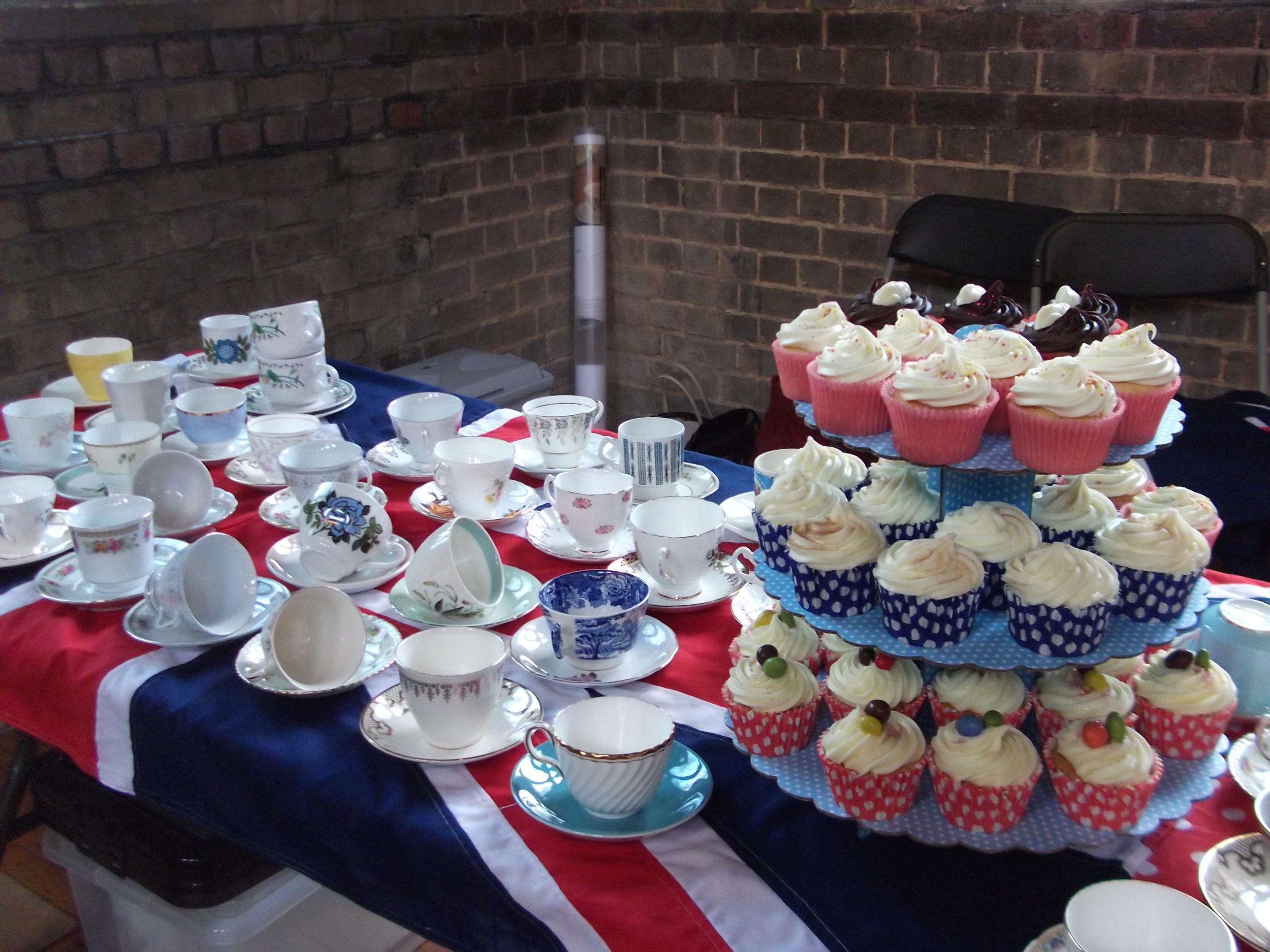 Vintage Teas and Cake