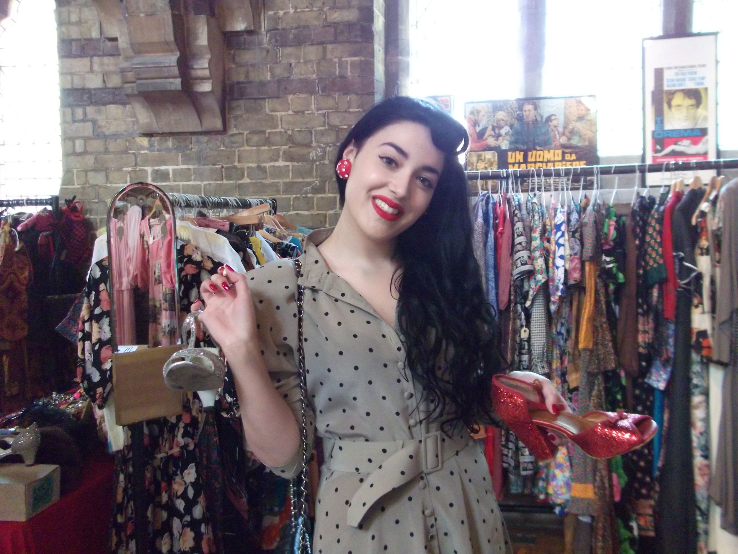 Pop up vintage Fairs Hampstead - Vintage Model