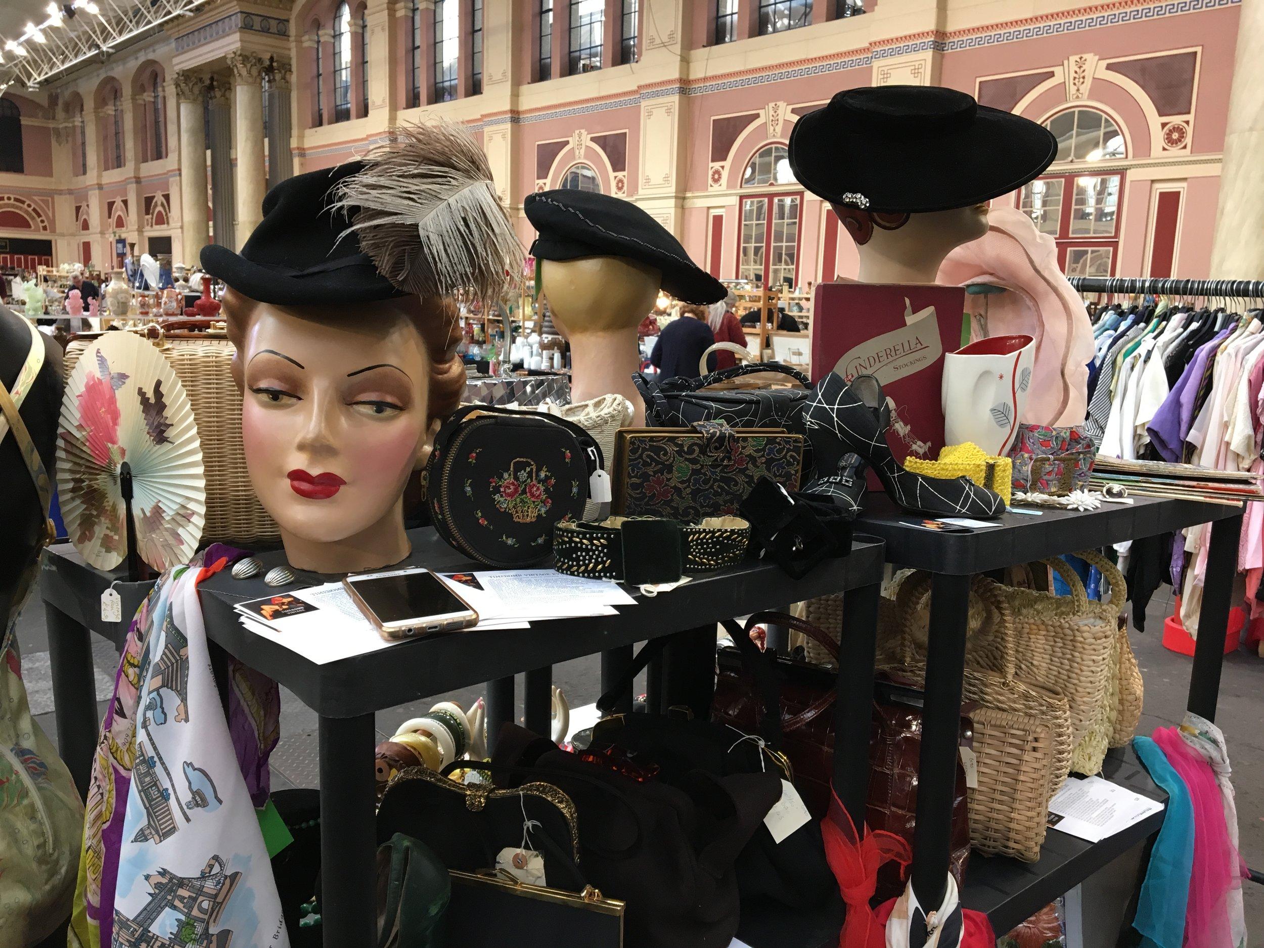 Pop Up Vintage Fairs London at Ally Pally 2017.JPG