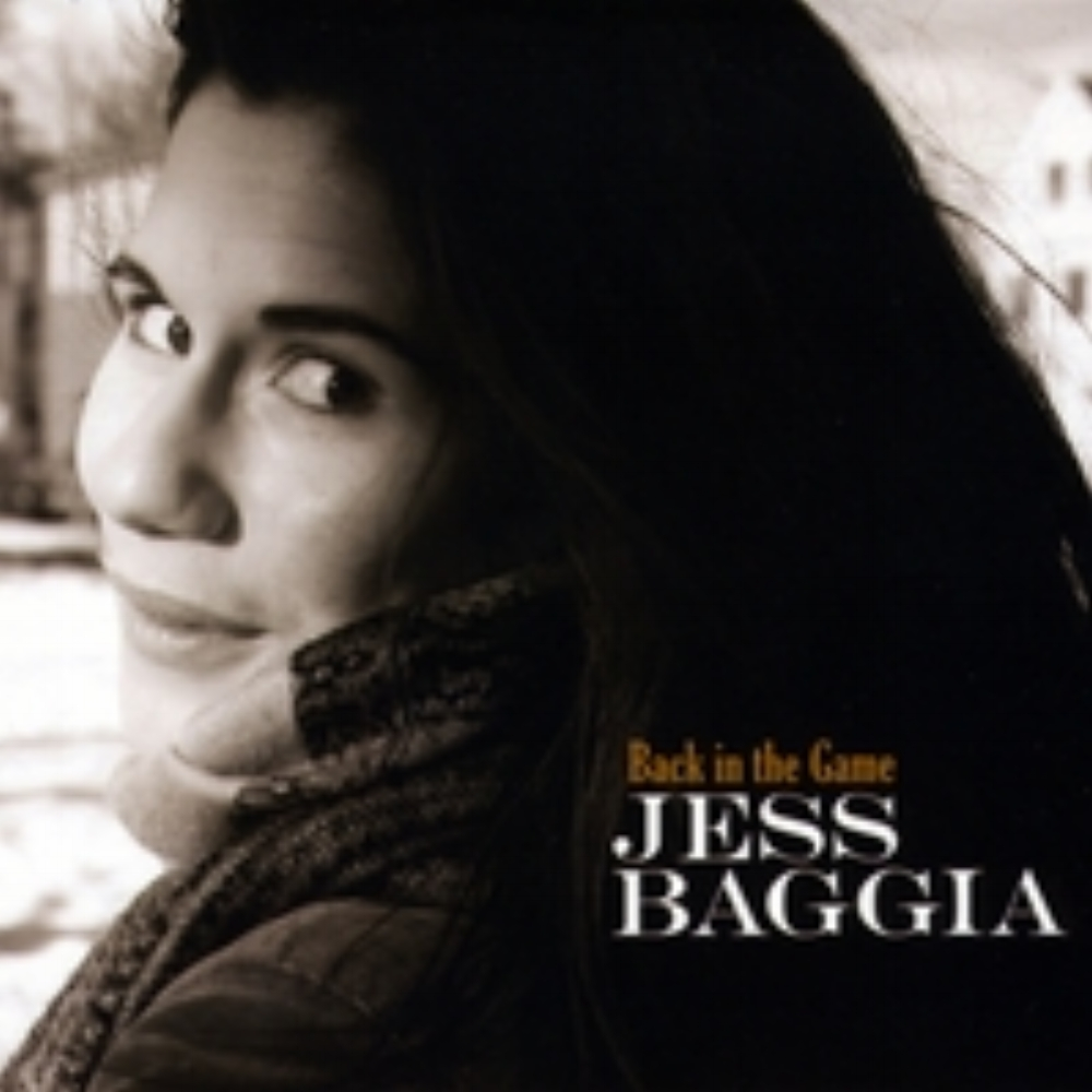 Back in the Game by Jess Baggia
