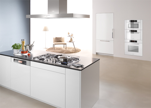The newest whites from Miele