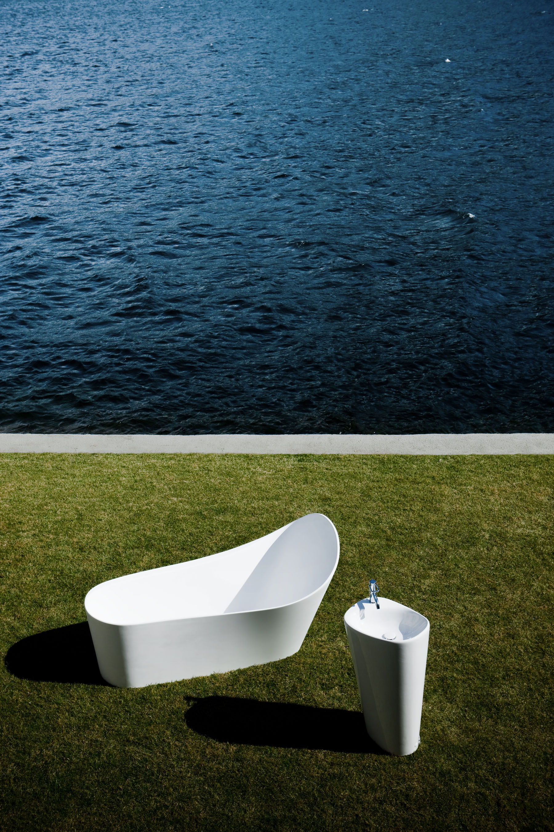 Polomba Bath Collection by Laufen