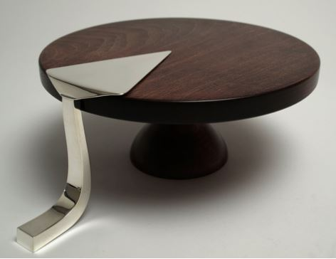 Exhausted cake stand By Bespoke Global